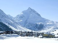 Skigebiet Galtür,