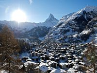 Skigebiet Zermatt
