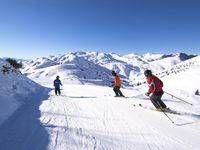 Skigebiet Wolfgangsee