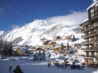 Skigebiet Les 2 Alpes