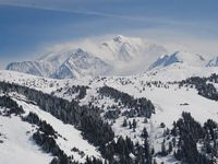 Skigebiet Praz sur Arly,