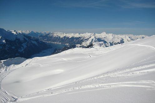 après-ski in Brienz
