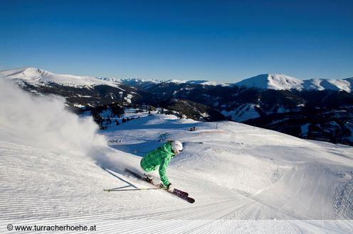 après-ski in Turrach