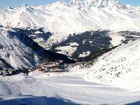 Skigebiet Peisey-Vallandry