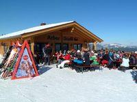 Skigebiet Bayerisch Eisenstein,