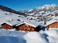 Skigebiet Alpbach