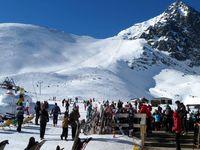 Skigebiet Tatranská Lomnica