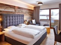 Doppelzimmer/2 Zustellb. Du/WC (ca. 45 m²), HP