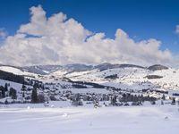 Skigebiet Bernau im Schwarzwald