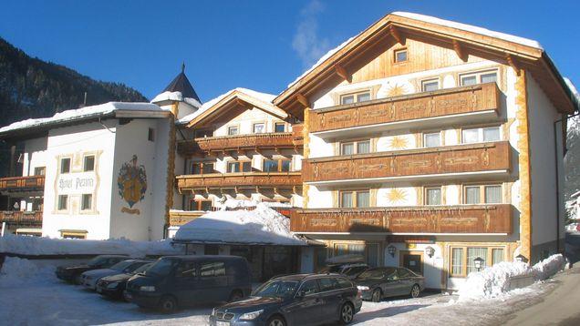 St Anton Austria Hotel Pezina