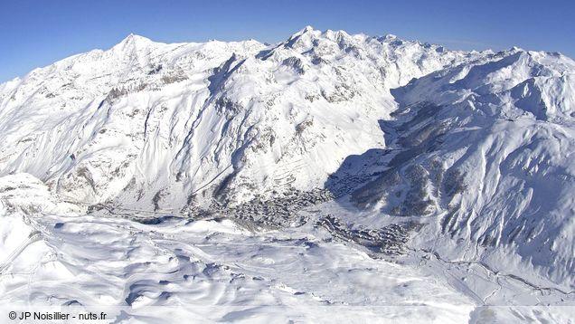 J2ski snow report val disere webcam