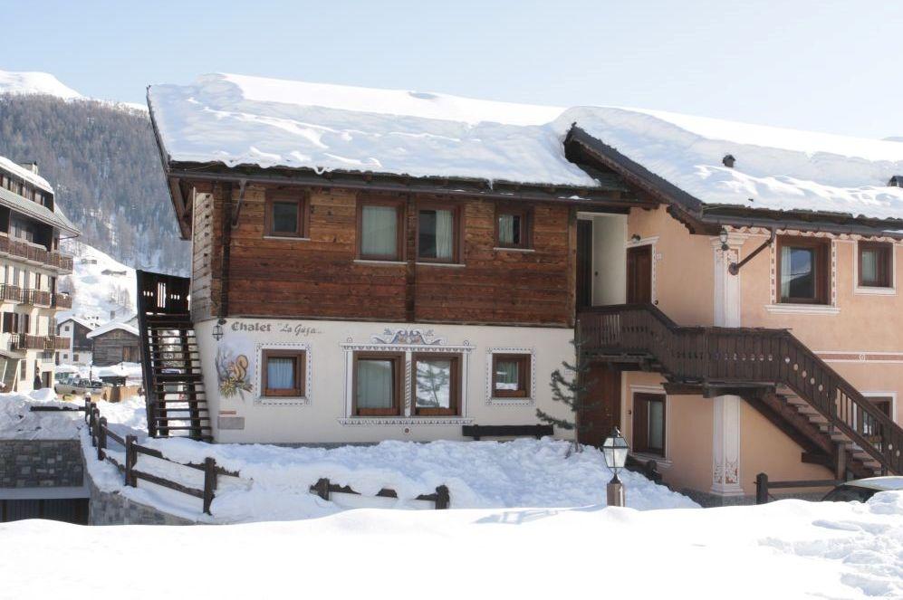 Lägenheter Livigno (ospecificerat)