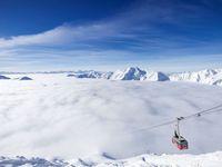 Skigebiet Kurzras