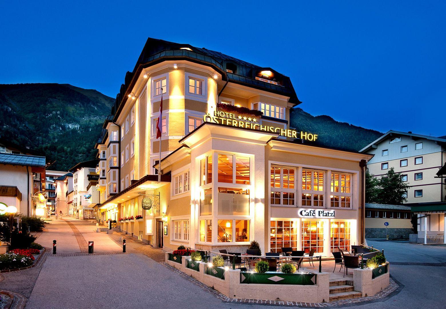spa hotel osterreichischer hof