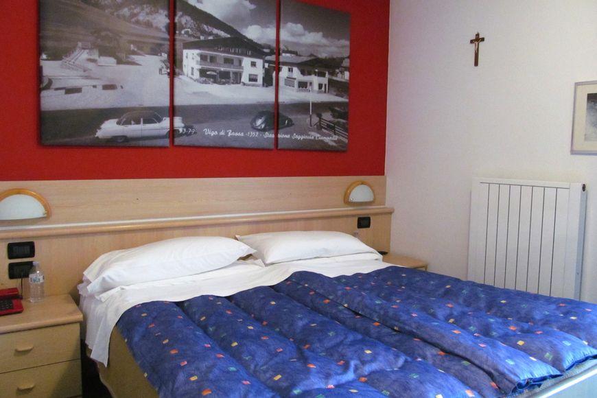 Hotel Latemar - Apartment - Campitello di Fassa