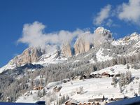 Skigebiet Moena
