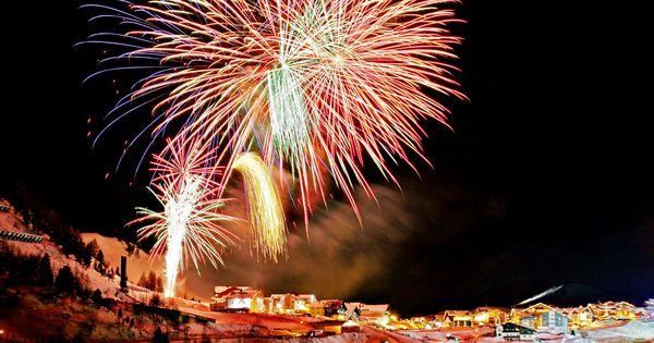 New Year ski deals 2020/2021 - ski holidays New Years Eve