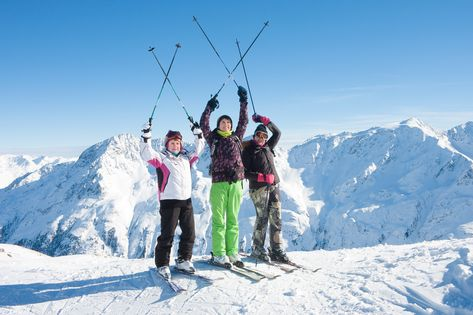 More for less - Ski holidays on a budget