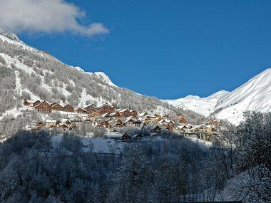 Aanbiedingen wintersport Vaujany (Alpe d'Huez) inclusief skipas