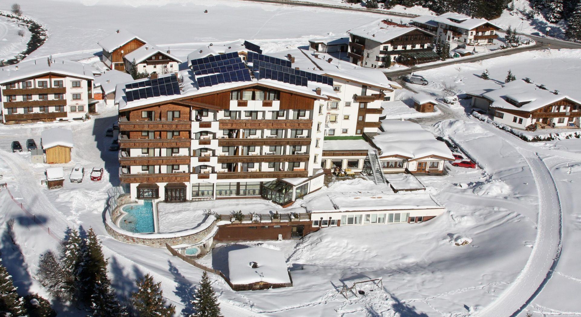 Hotel Sport & Vital Se...