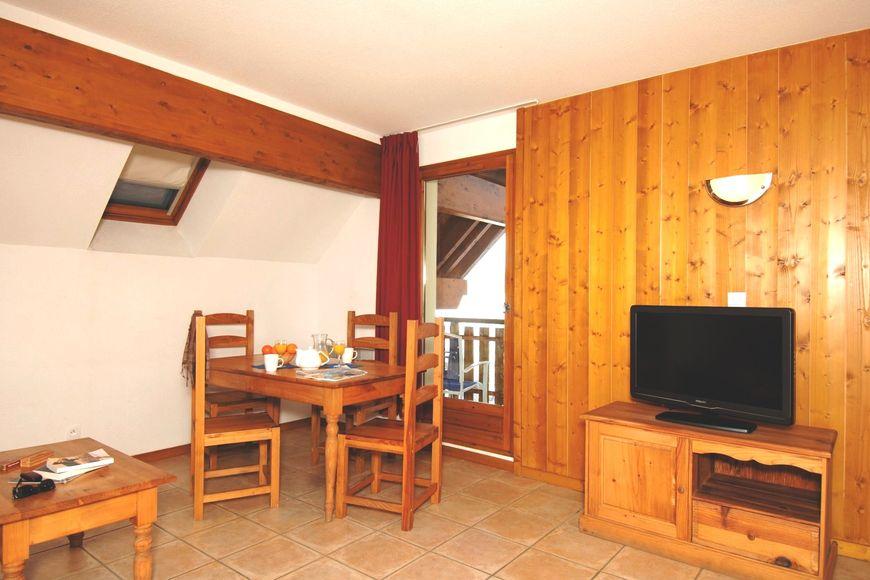 Odalys Le Prince Des Ecrins - Apartment - Les Deux Alpes