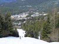Skigebiet Whistler
