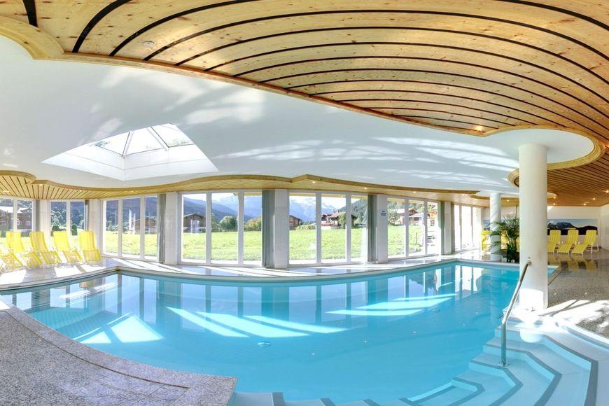 Wellnesshotel Alpenblick - Apartment - Fiesch