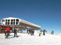 Skigebiet La Joue du Loup,