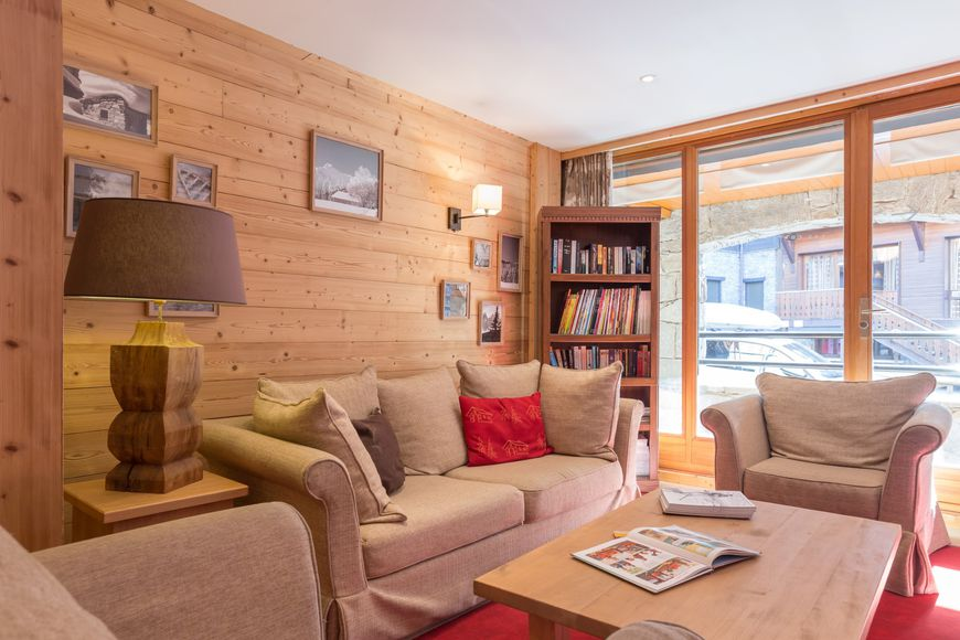 Les Chalets du Forum Apartments - Courchevel