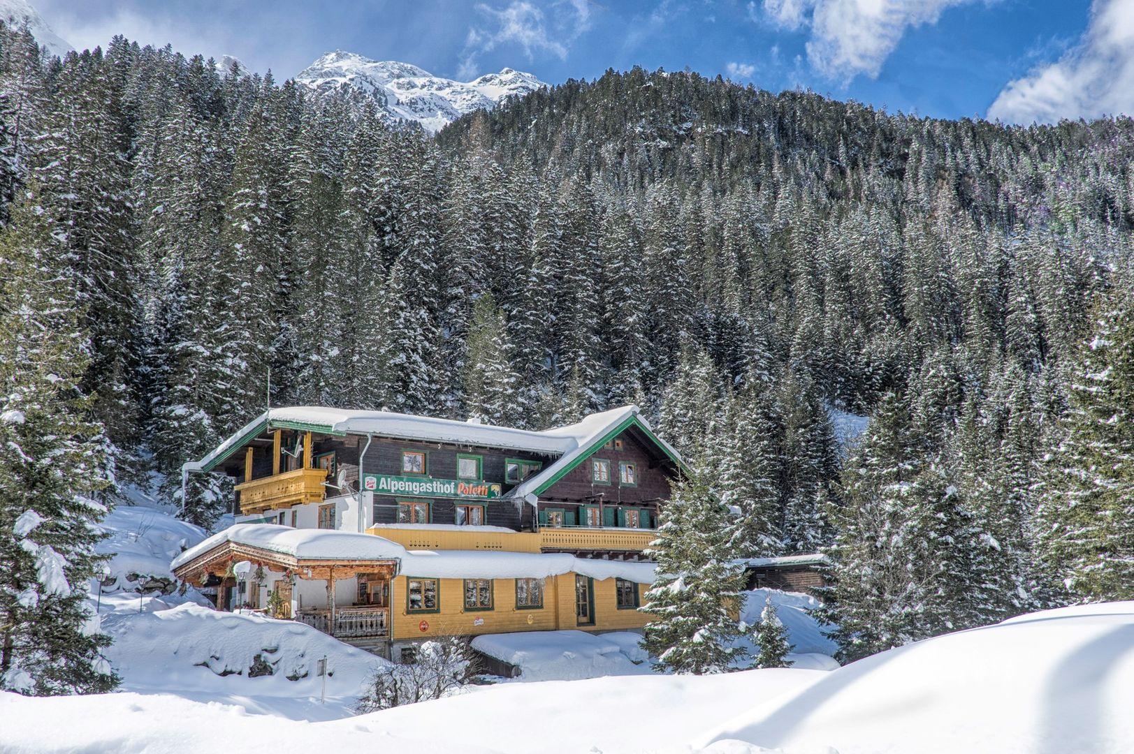 Appartement de vacances Doppelzimmer Du/WC, HP PLUS, Alpengasthof Paletti (1983282), Uttendorf, Pinzgau, Salzbourg, Autriche, image 1