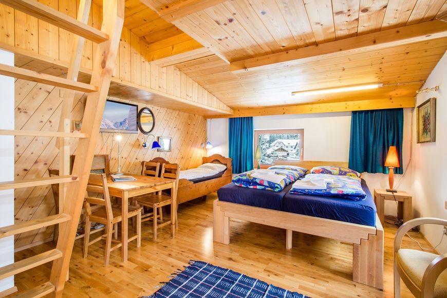 Appartement de vacances Doppelzimmer Du/WC, HP PLUS, Alpengasthof Paletti (1983282), Uttendorf, Pinzgau, Salzbourg, Autriche, image 2