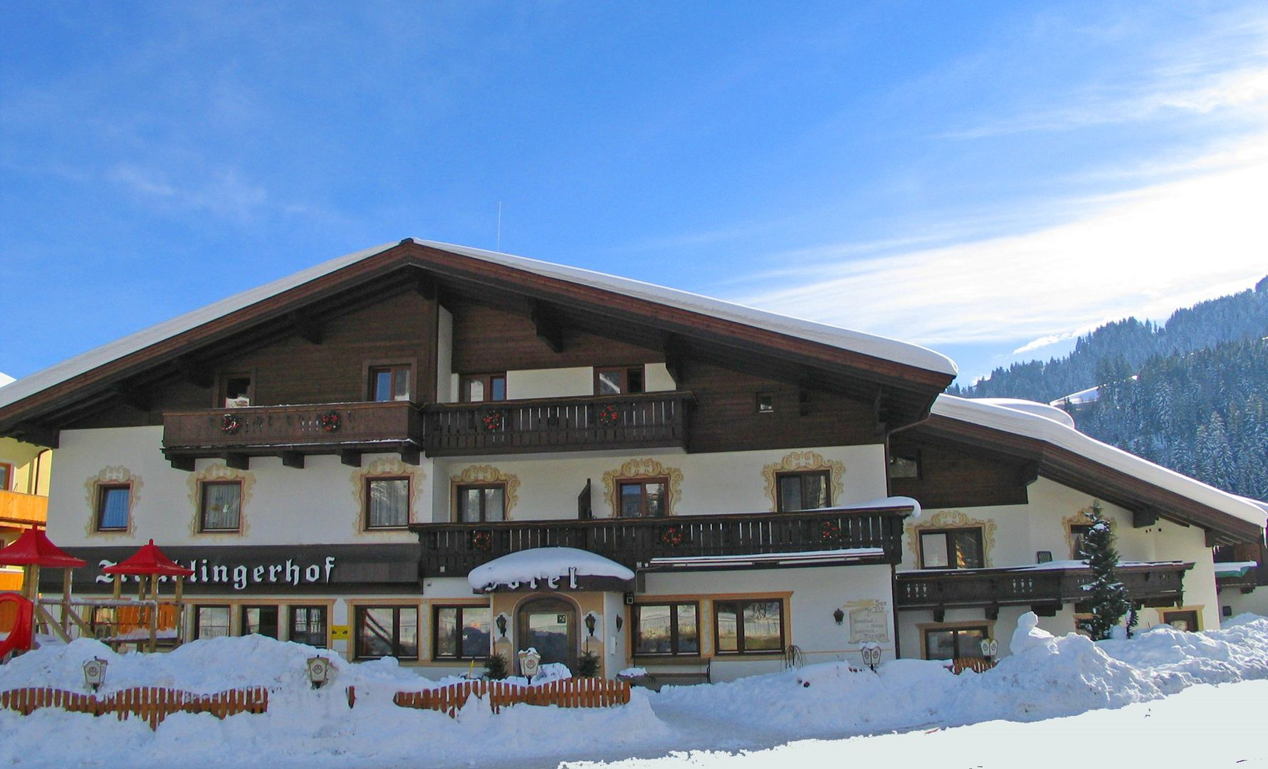 Slide1 - Hotel Traublingerhof