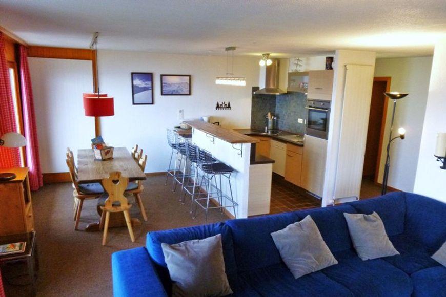 Résidence Centre - Apartment - Veysonnaz
