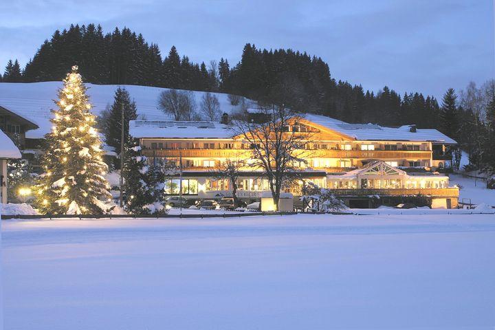 Hotel Sonnenbichl am R...