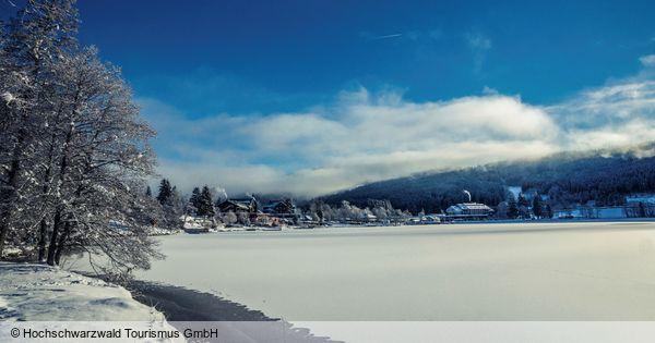Schneehohen Titisee Neustadt Wetter Pistenverhaltnisse Webcam