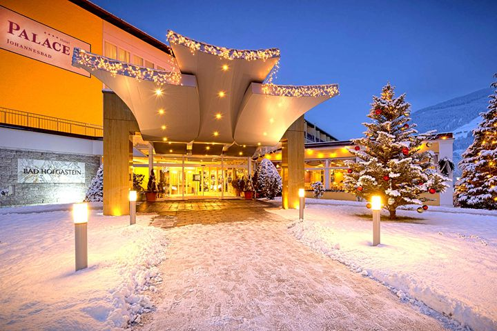 Johannesbad Hotel Pala...