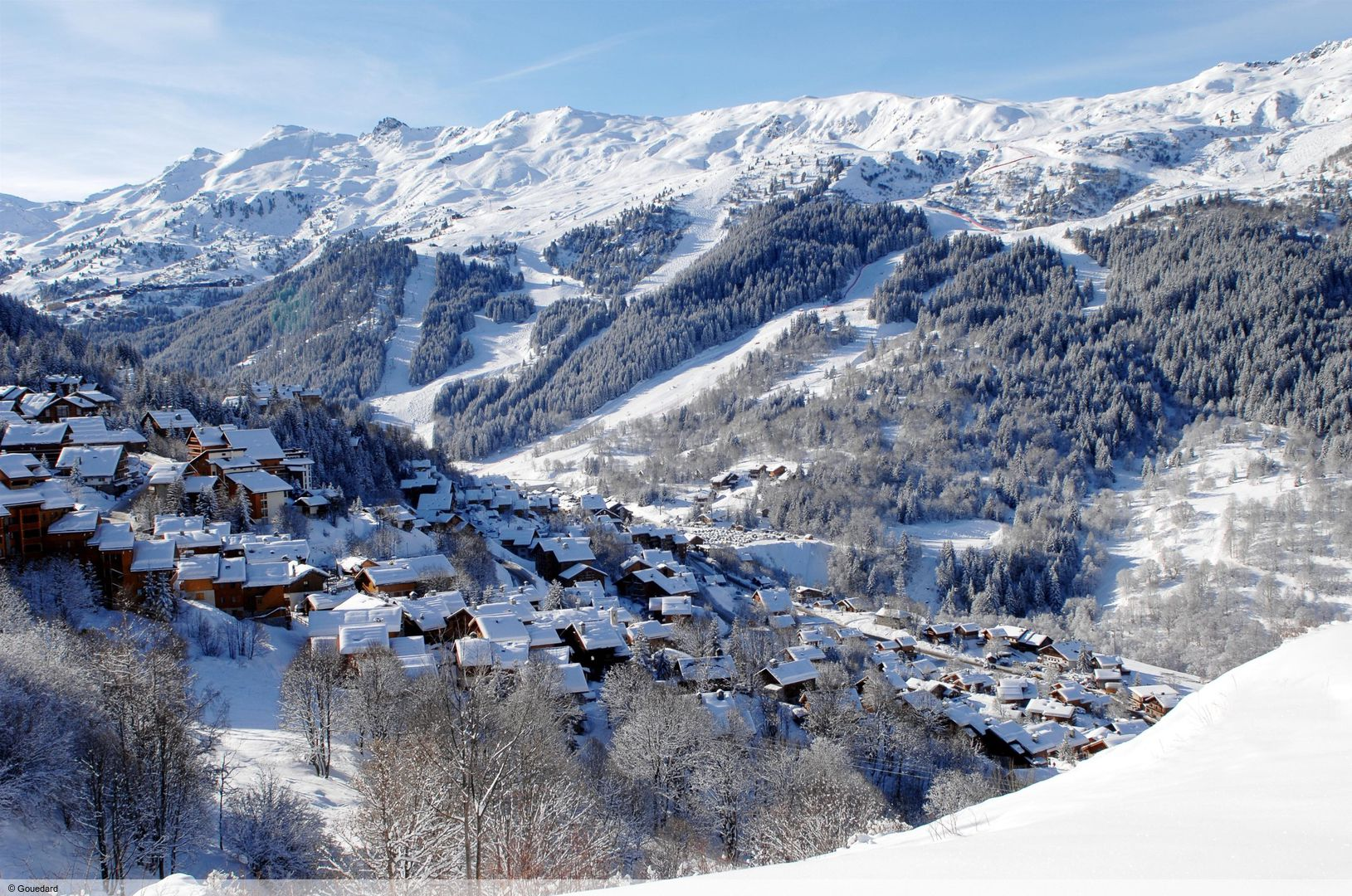 residences meribel mottaret