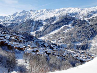 Aanbiedingen wintersport Méribel inclusief skipas