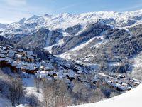Skigebiet Méribel,