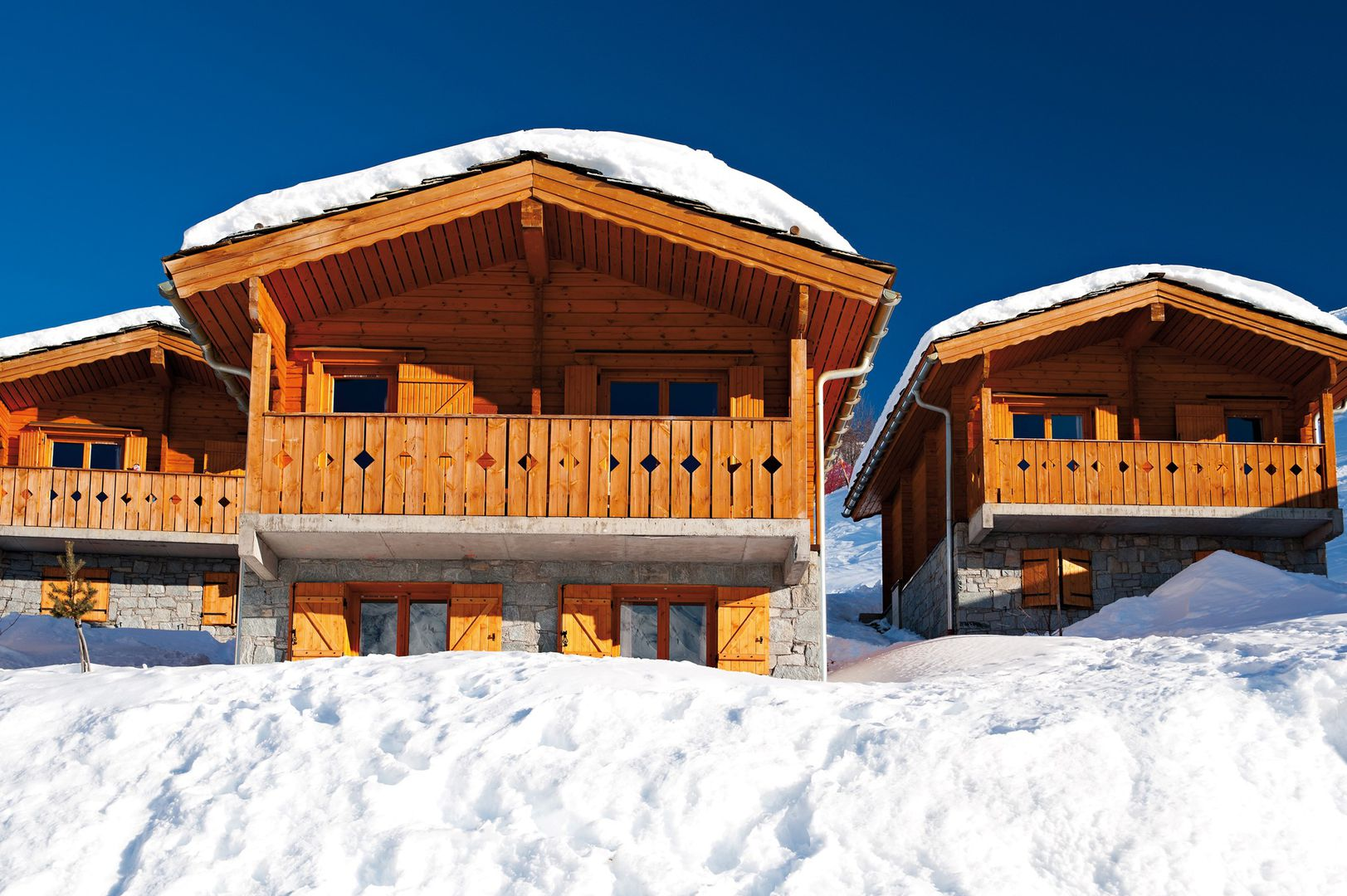 Chalets Grand Panorama...