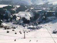 Skigebiet Loucna pod Klinovcem