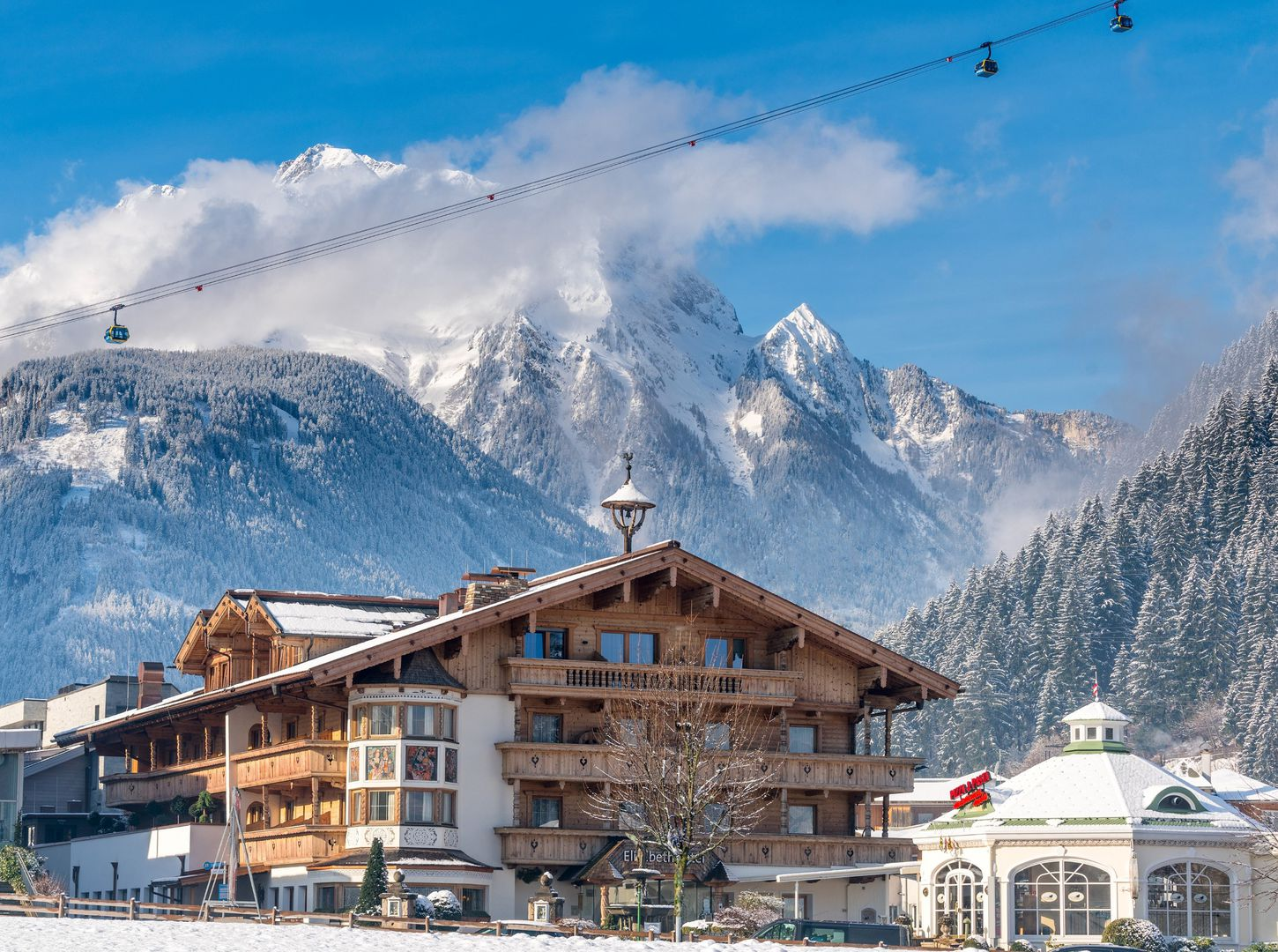 Mayrhofen - ElisabethHotel - Premium Private Retreat (Adults Only)