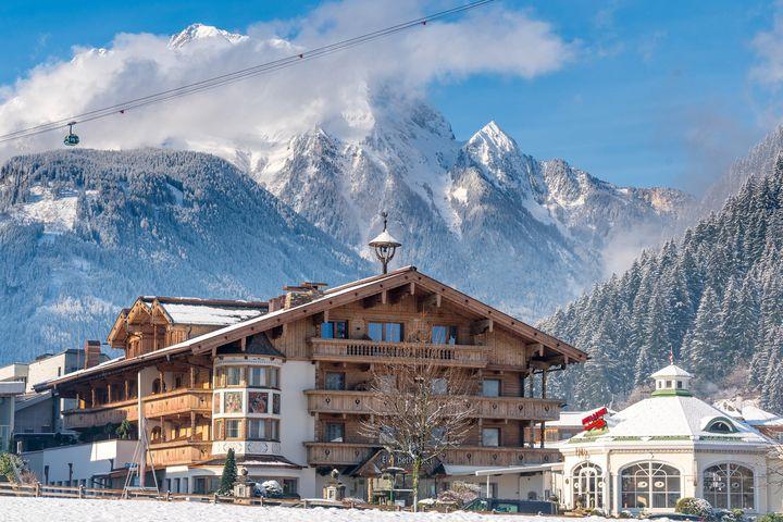 elisabethhotel - premium private retreat