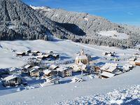 Skigebiet Kartitsch,