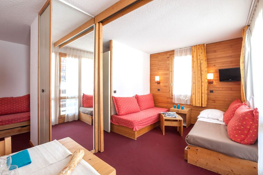 Maeva Emeraude - Apartment - La Plagne