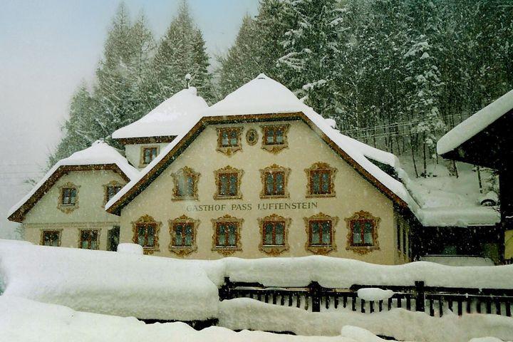 holiday apartments luftenstein