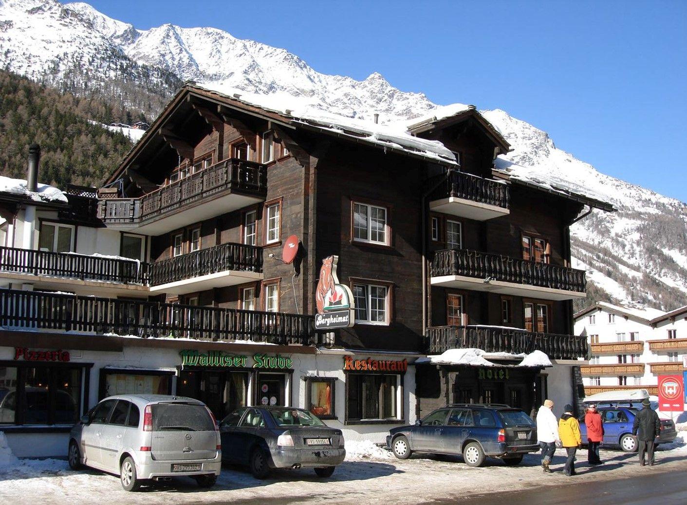 Hotel Bergheimat und E...