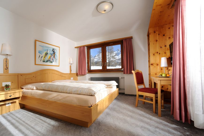 Swiss Family Hotel Alphubel - Apartment - Saas-Fee