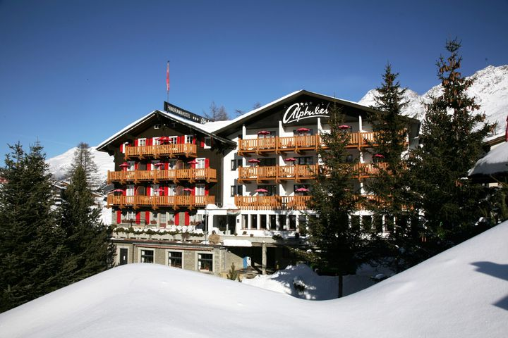 Swiss Family Hotel Alphubel
