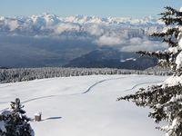 Skigebiet Ritten